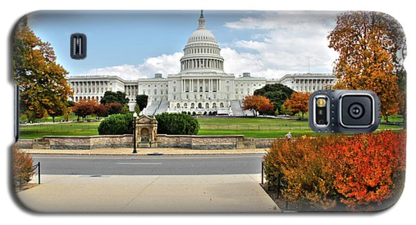 United States Capitol - Washington, D.c. Galaxy S5 Case