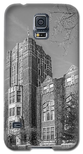 University Of Michigan Union Galaxy S5 Case by University Icons