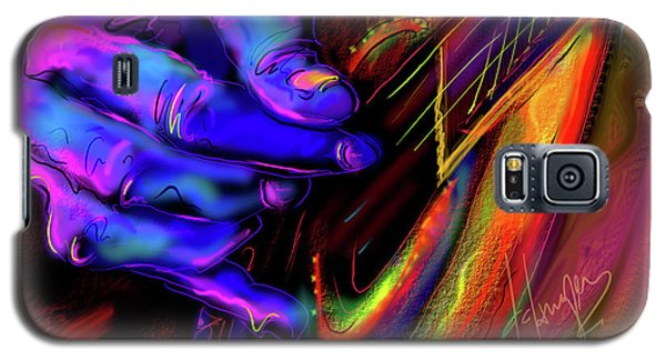 Unplugged Galaxy S5 Case by DC Langer