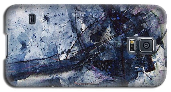 Untitled Abstraction Galaxy S5 Case by Robert Anderson