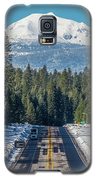 Up To The Mountain Galaxy S5 Case