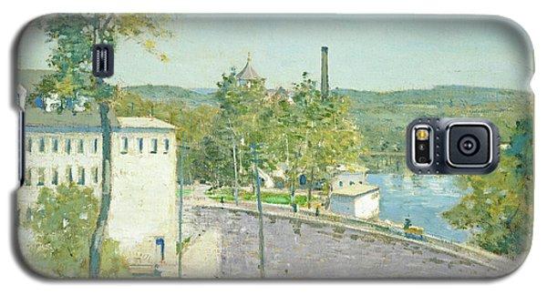 U.s. Thread Company Mills, Willimantic, Connecticut Galaxy S5 Case
