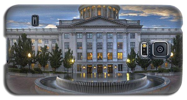 Utah State Capitol Building Galaxy S5 Case