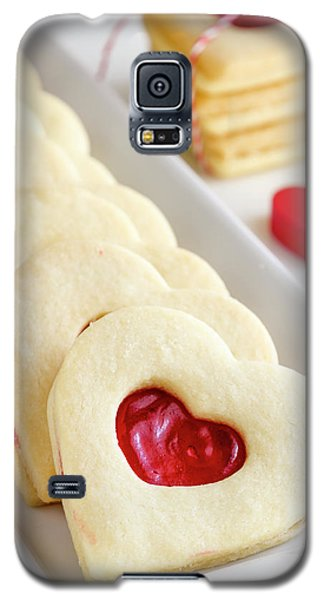 Galaxy S5 Case featuring the photograph Valentines Day Treats by Teri Virbickis