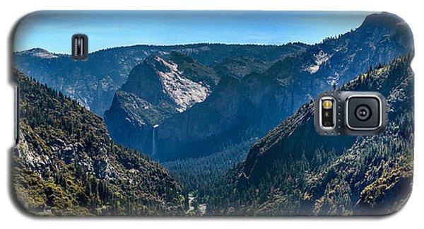 Yosemite National Park Galaxy S5 Case - Valley Of The Gods by Az Jackson