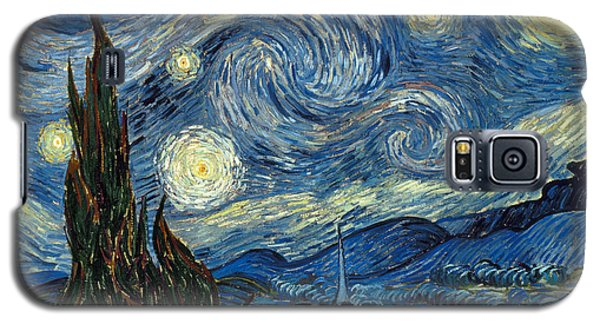 Impressionism Galaxy S5 Case - Van Gogh Starry Night by Granger