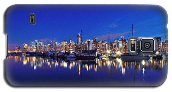 Vancouver Skyline Galaxy S5 Case