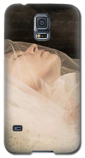 Veiled Galaxy S5 Case