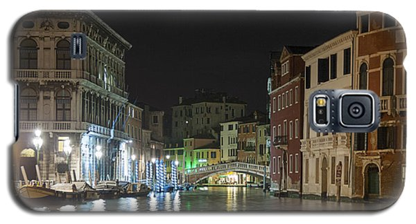 Galaxy S5 Case featuring the photograph Romantic Venice  by Silvia Bruno