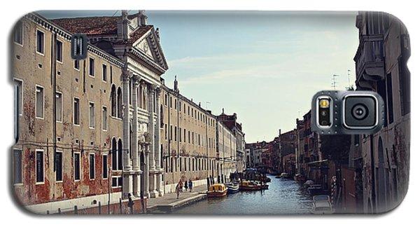 Venice Galaxy S5 Case by Cendrine Marrouat