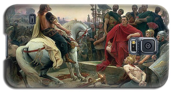 Vercingetorix Throws Down His Arms At The Feet Of Julius Caesar Galaxy S5 Case