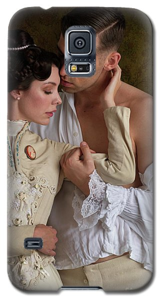 Victorian Lovers Galaxy S5 Case