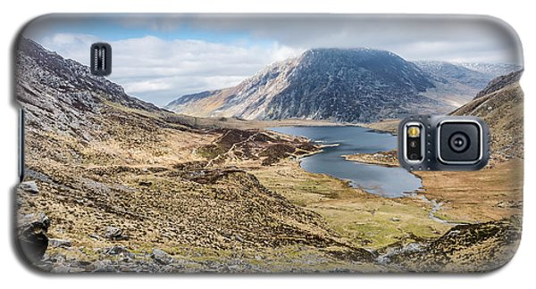 View From Glyder Fawr Galaxy S5 Case