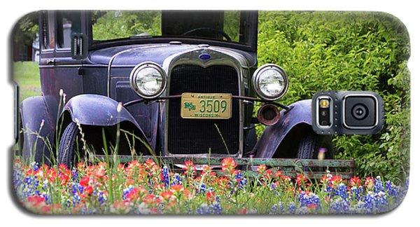 Vintage Ford Automobile Galaxy S5 Case