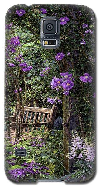 Violet Garden Respite Galaxy S5 Case
