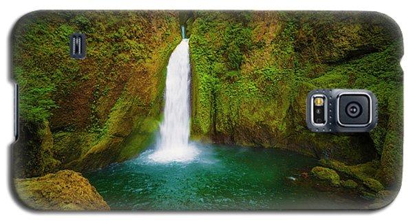 Wahclella Falls Columbia River Gorge Galaxy S5 Case