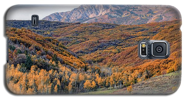 Wasatch Moutains Utah Galaxy S5 Case