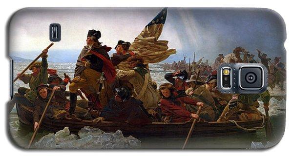 Washington Crossing The Delaware Galaxy S5 Case