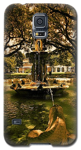 Water Fountain Galaxy S5 Case