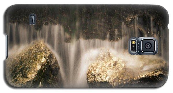Waterfall Detail Galaxy S5 Case by Scott Meyer