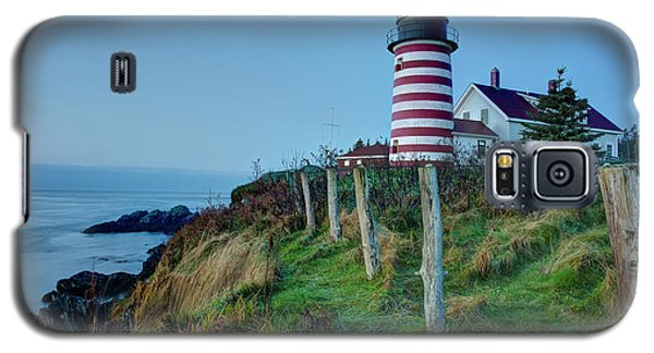 West Quoddy Head Light Galaxy S5 Case