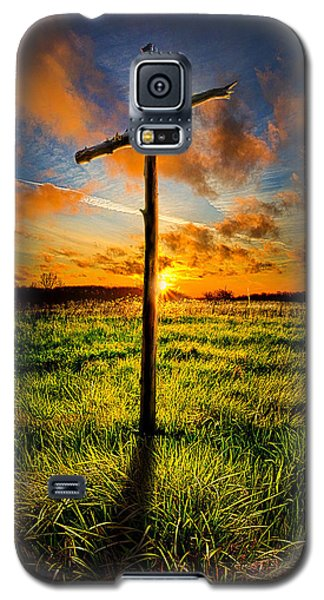 What Will Be Will Be Galaxy S5 Case