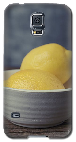 When Life Gives You Lemons Galaxy S5 Case by Edward Fielding