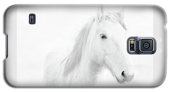 White Horse Galaxy S5 Case