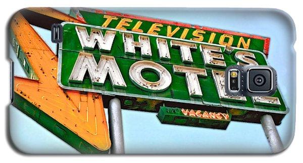 White's Motel Galaxy S5 Case by Matthew Bamberg