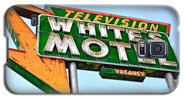 White's Motel Galaxy S5 Case