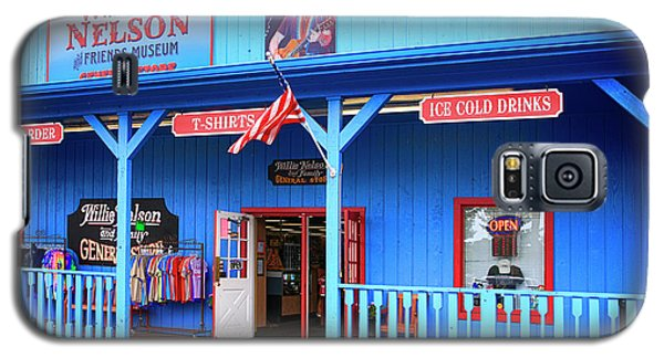 Willie Nelson And Friends Museum And Souvenir Store In Nashville, Tn, Usa Galaxy S5 Case