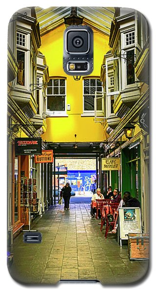 Windham Shopping Arcade Cardiff Galaxy S5 Case