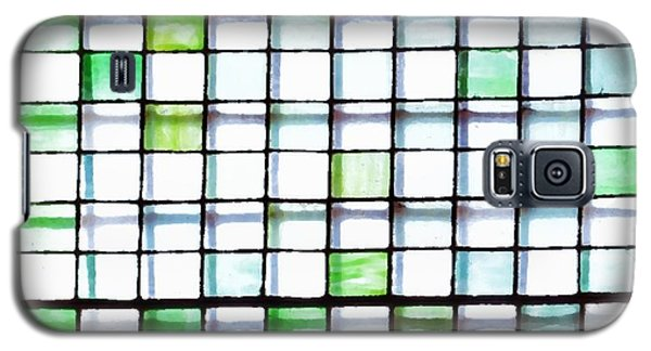 Stained Glass Window  Galaxy S5 Case