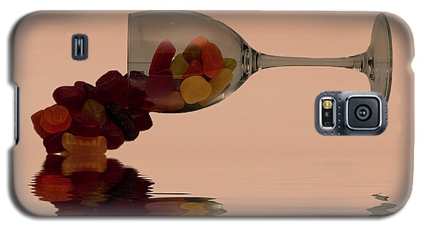 Galaxy S5 Case featuring the photograph Wine Gums Sweets by David French