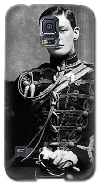 Winston Churchill  Galaxy S5 Case