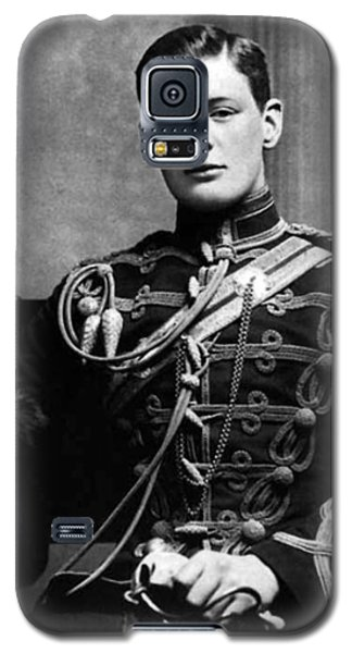 Winston Churchill  Galaxy S5 Case
