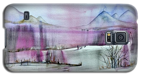 Winter Afternoon Galaxy S5 Case