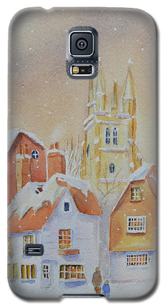Winter In Tenterden Galaxy S5 Case