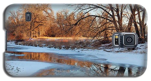 Winter River Galaxy S5 Case by Marek Uliasz