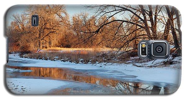 Winter River Galaxy S5 Case