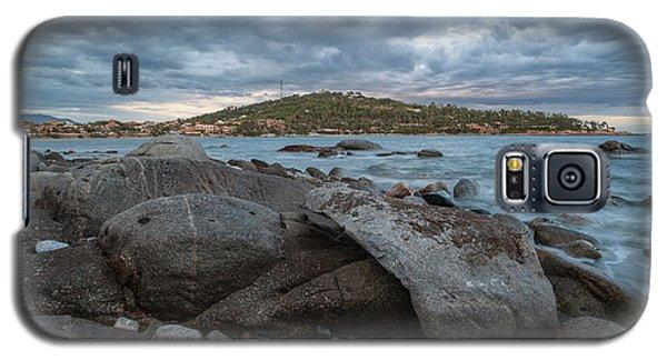 Winter Sea In Porto Frailis  Galaxy S5 Case