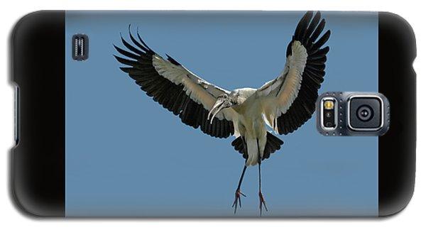 Wood Stork Galaxy S5 Case