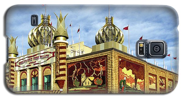 World's Only Corn Palace 2017-18 Galaxy S5 Case