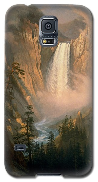 Yellowstone Falls Galaxy S5 Case