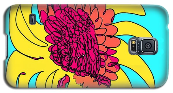 Yes. This Is A Flower, Child Galaxy S5 Case