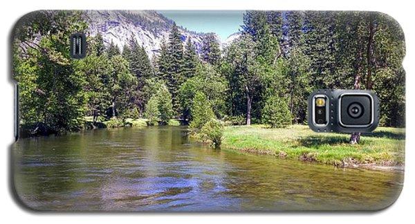 Yosemite Lazy River Galaxy S5 Case