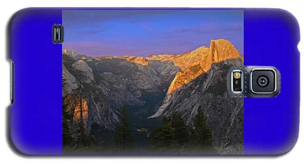 Yosemite Summer Sunset 2012 Galaxy S5 Case by Walter Fahmy