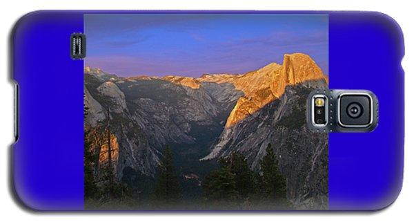 Yosemite Summer Sunset 2012 Galaxy S5 Case
