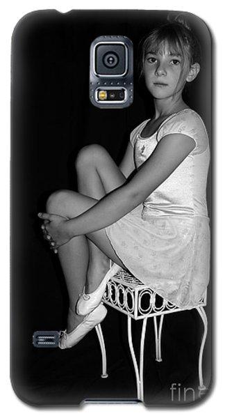 Young Ballerina  Galaxy S5 Case by Tamyra Crossley