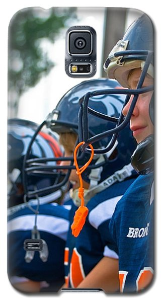 Youth Football Galaxy S5 Case